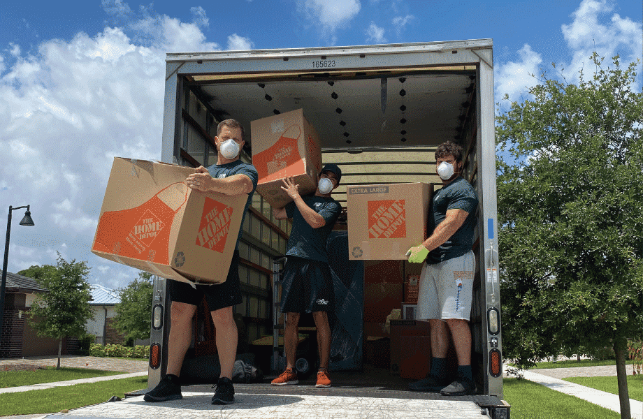 Gainesville Moving Labor Services