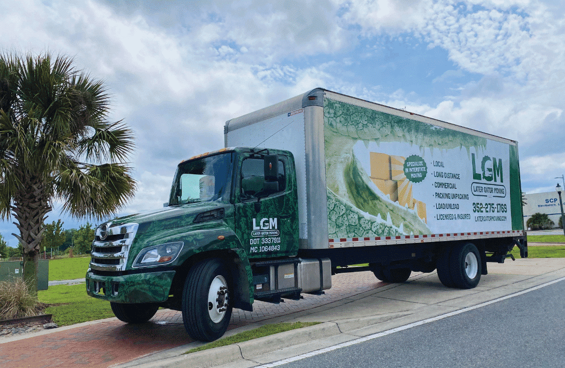 Gainesville Moving Services